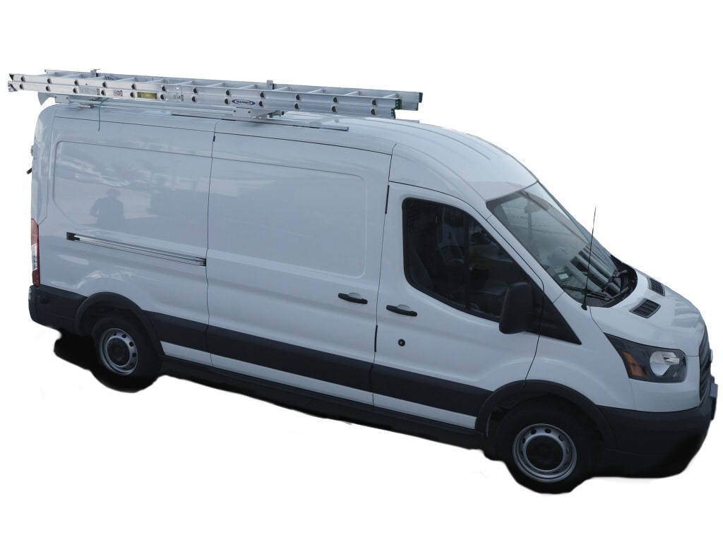 Ford Transit High Roof Ladder Rack A Amp A Toppers